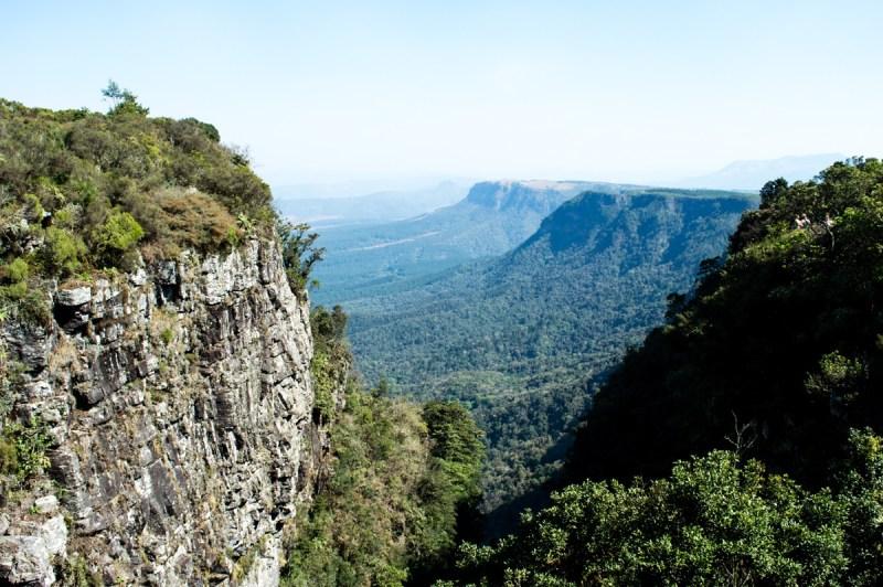 vue God window au blyde river canyon