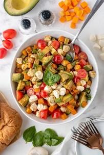 Butternut Caprese Salad - CE-0761_resized