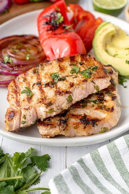 Grilled Mexican Style Pork Chops - CE-9726_resized