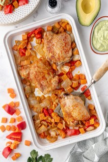 Sheet Pan Mexican Chicken and Veggies - CE-1401_resized