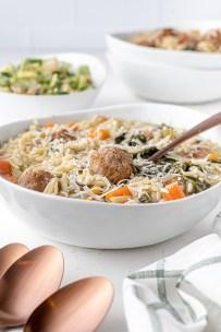 Slow Cooked Italian Wedding Soup - C-9867_resized