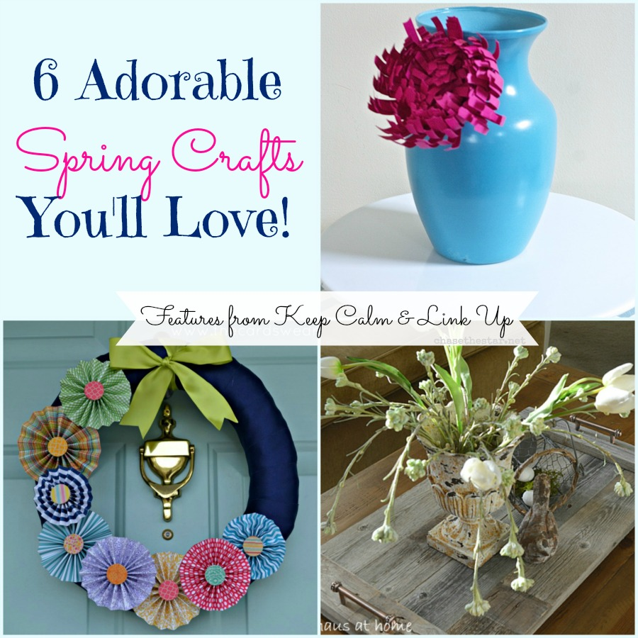 6 Spring Crafts Youll Love
