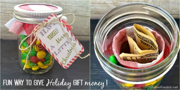 cute ways to give cash for christmas christmaswalls co creative cash gift