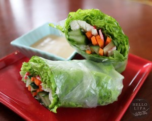 Crab Salad Roll