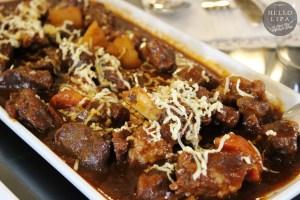 Batangas Beef Caldereta