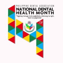 The Philippine Dental Association, Headed by National President and Proud Lipeño Dr. Mark I. Villalobos, Kicked-off the 14th National Dental Health Month