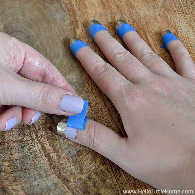 Nail Striping Tape Designs How You Can Do It At Home Pictures Source