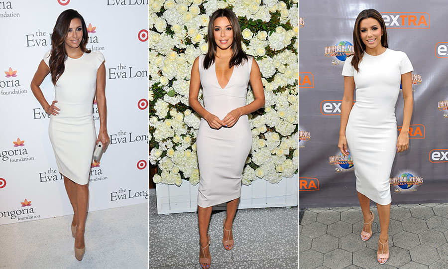 Eva Longoria Wedding: Which Dress Will She Wear For Her