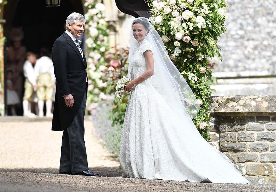 Pippa Middleton And James Matthew's Wedding: Live Updates