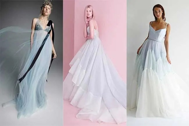 Wedding Dress Trends 2019: 4 Key Styles Brides Should Know