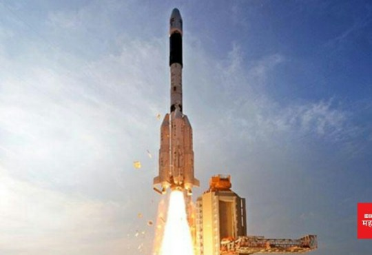 GSAT Setelite succesfully launched
