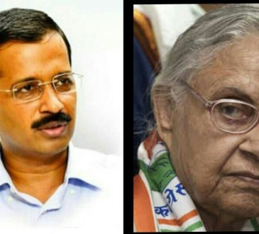 arwind kejriwal and dixshit