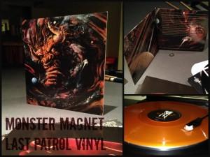 Monster Magnet's 'Last Patrol' on vinyl