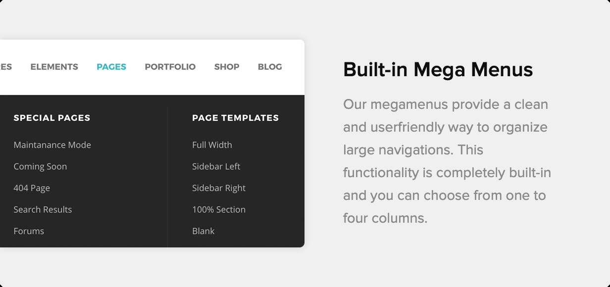 Unicon | Design-Driven Multipurpose Theme - 13