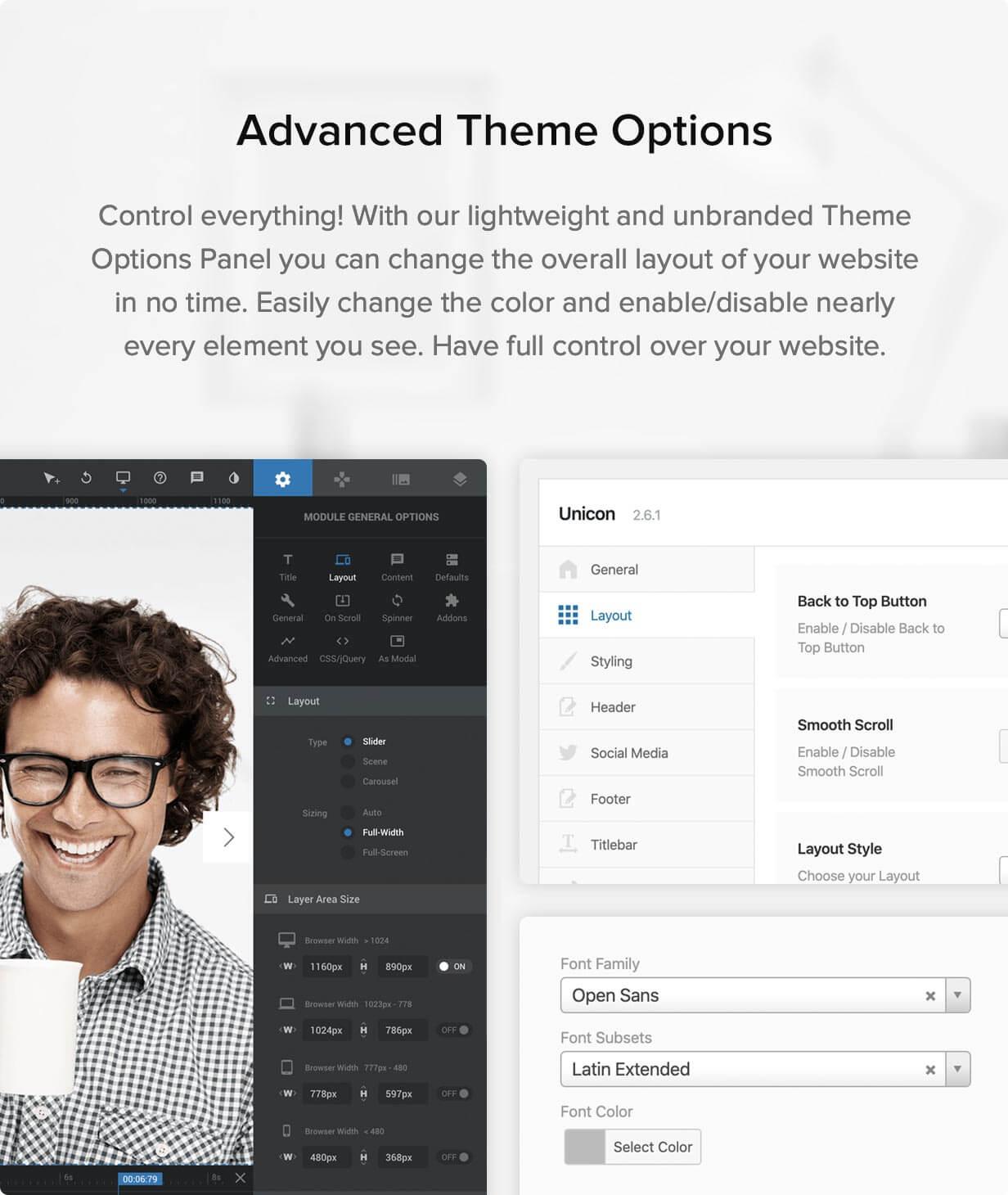 Unicon | Design-Driven Multipurpose Theme - 5
