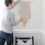 8 Modern Macrame Projects For The Home Hello Nest