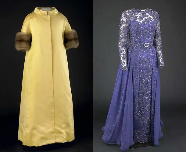 The Inauguration Gowns Of First Ladies Gone By