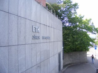 ETH Zurich: the university from which Einstein did his undergraduate degree to become a teacher in mathematics and physics.