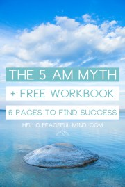 The Myth of Waking Up Early to be Successful