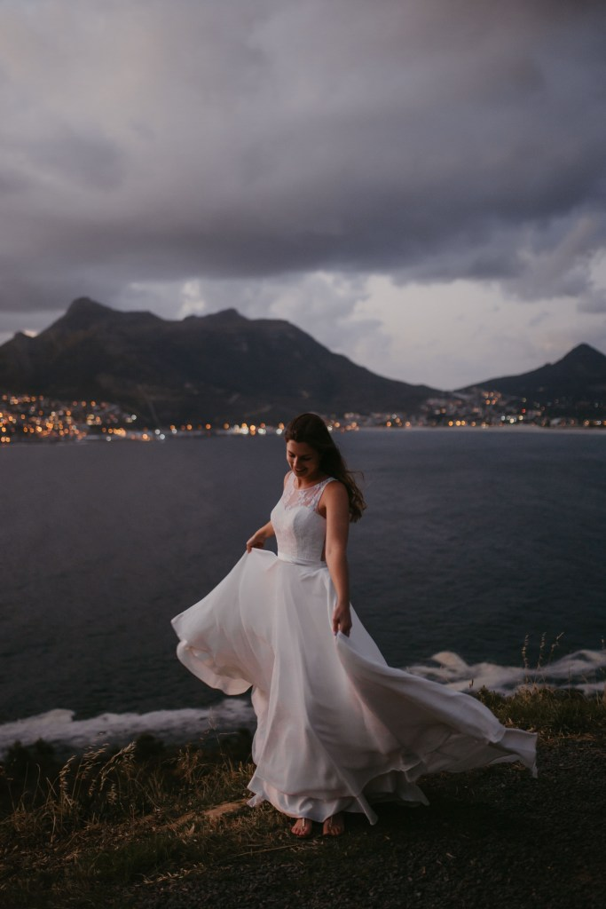 Beautiful Bridal Photography Cape Town