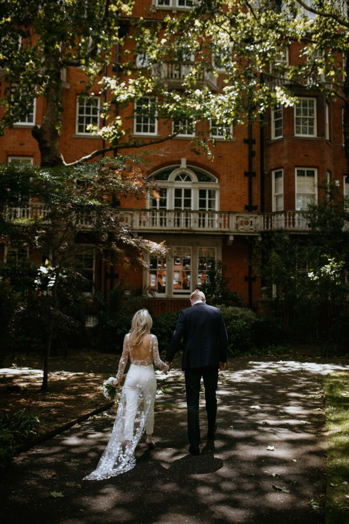 Mayfair Wedding London