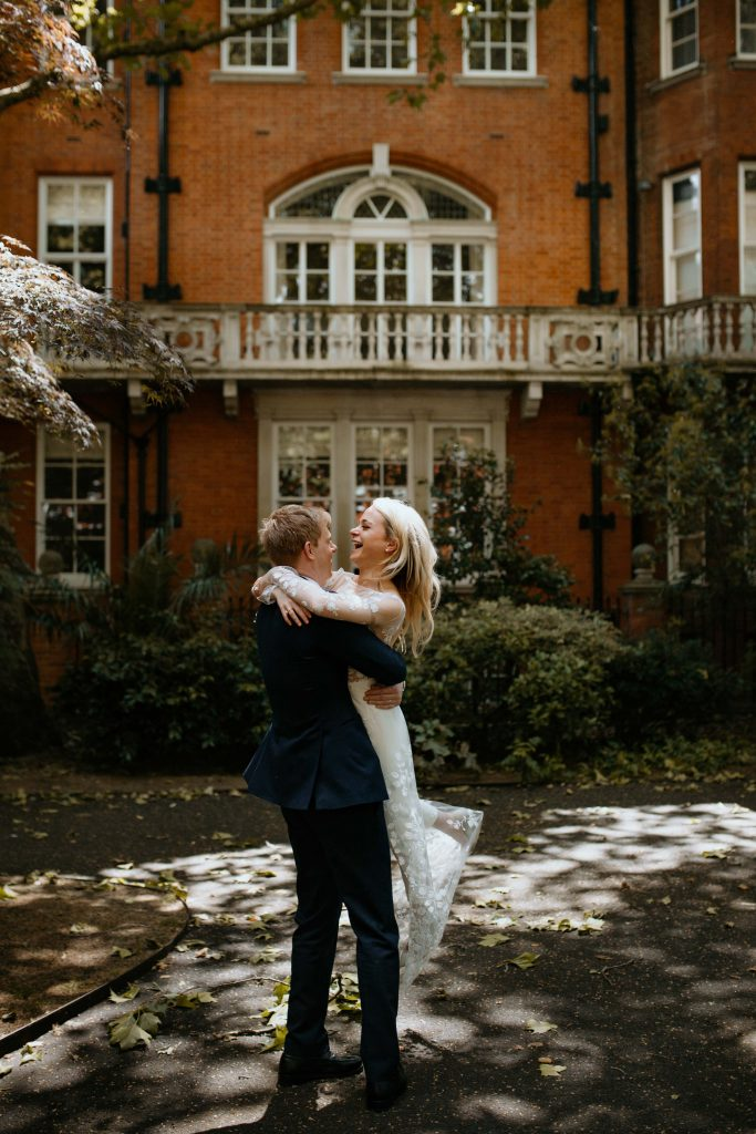 Spring Wedding London