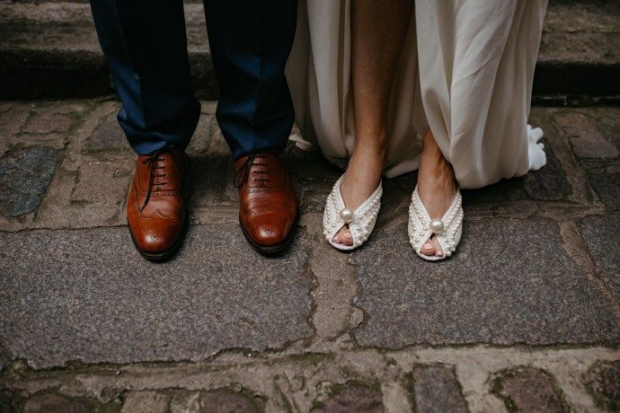 Jimmy Choo Bridal Shoes Pearl