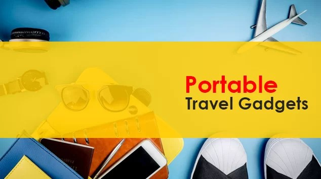 Portable Travel Gadgets Guide