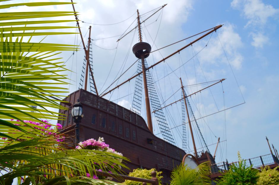Flor de la Mar Museum | Things to do in Malacca | Hello Raya Blog