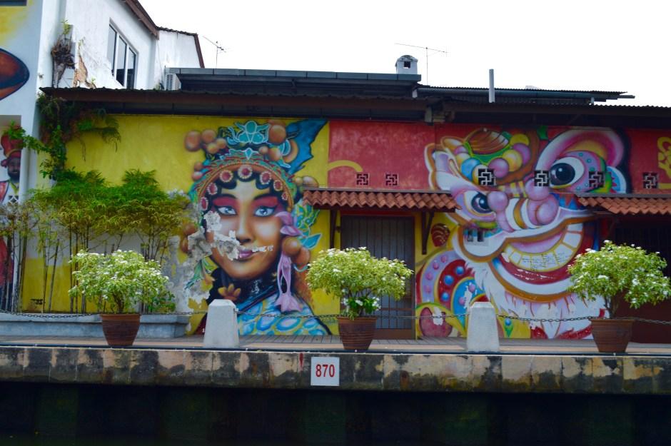 Street Art | Things to do in Malacca | Hello Raya Blog