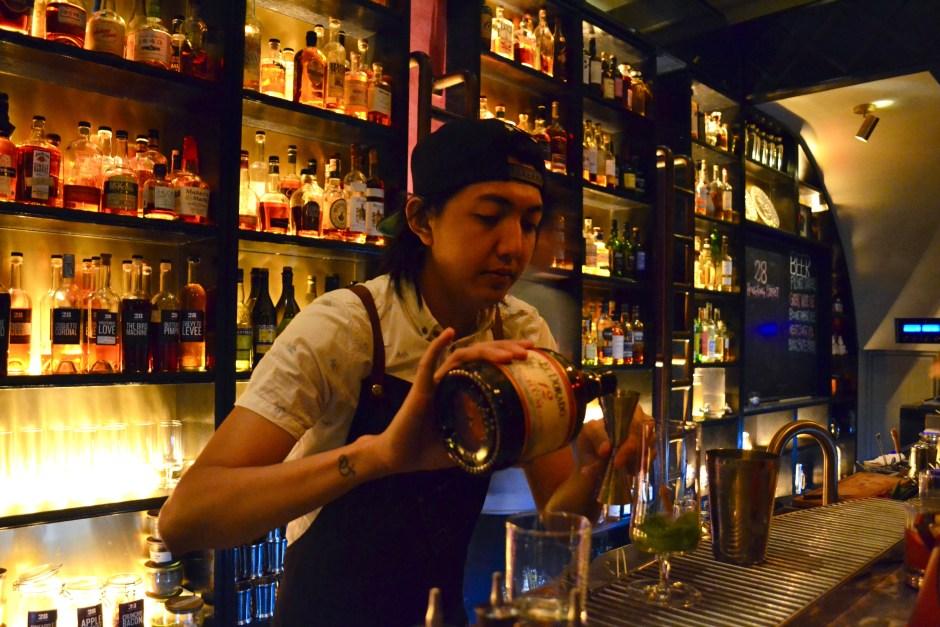 Cocktails | 28 Hong Kong Street | Hello Raya Blog