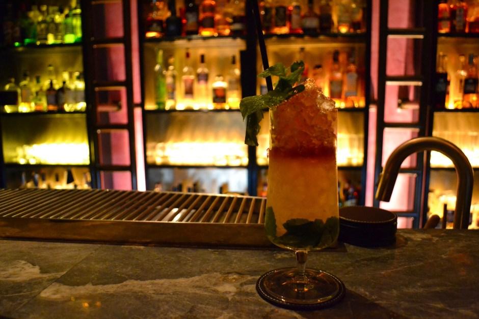Cocktail at 28 Hong Kong Street | Hello Raya Blog