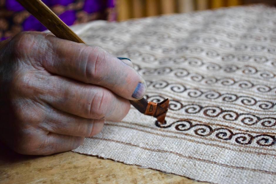 Hmong Batik | Ock Pop Tok | Hello Raya Blog