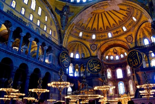Hagia Sophia | Hello Raya Blog