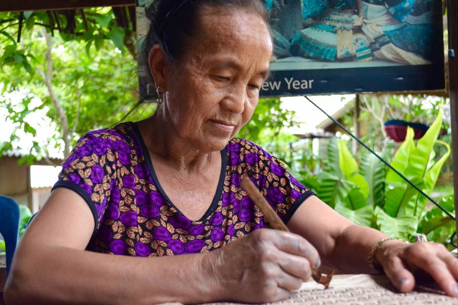 Batik Painting   Ock Pop Tok   Hello Raya Blog