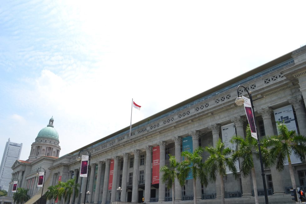 Singapore National Gallery | Things to do in Singapore | Hello Raya Blog