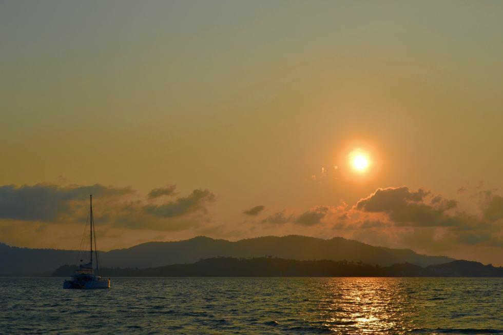 Sunset Phuket | Sailing Holidays | Hello Raya Blog