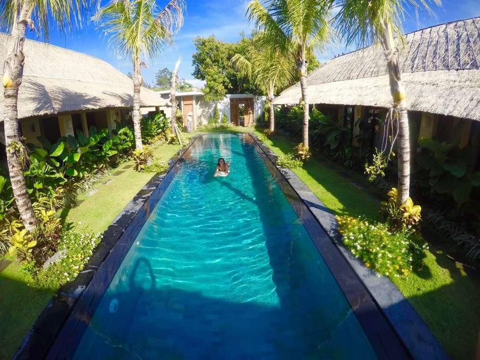 Pool Karmagali Suites | Bali Accommodation | Hello Raya Blog
