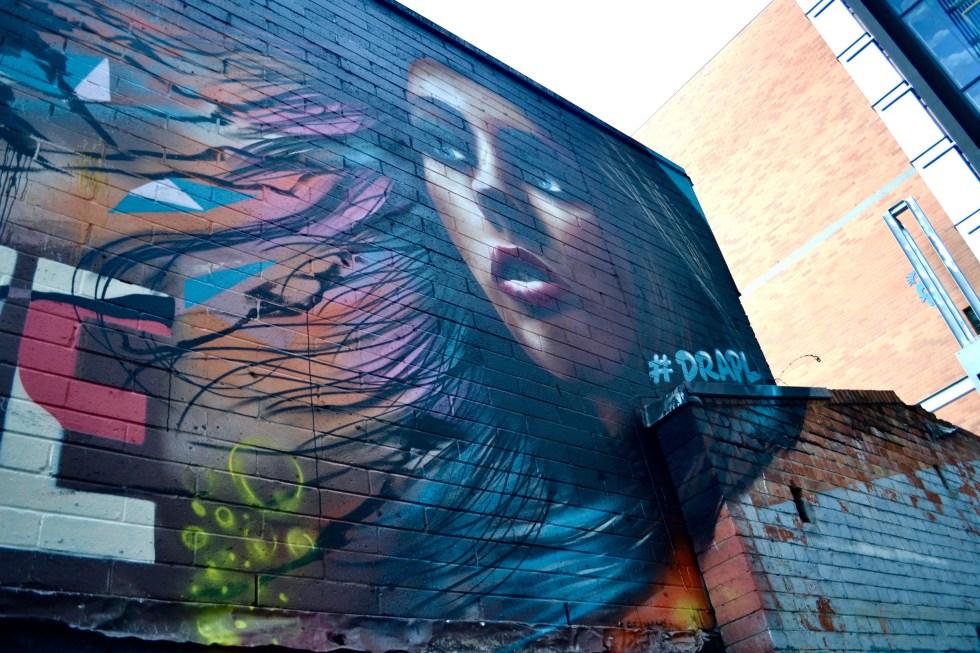 Street Art | TRYP Fortitude Valley, Brisbane Hotel | Hello Raya Blog