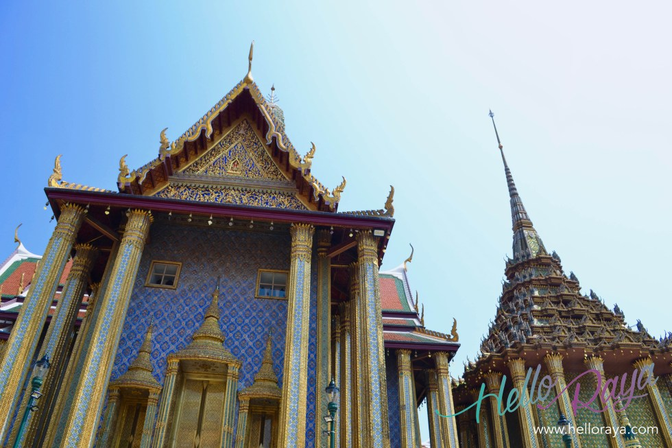 The Grand Palace | 20 Things to do in Bangkok, Thailand | Hello Raya Blog