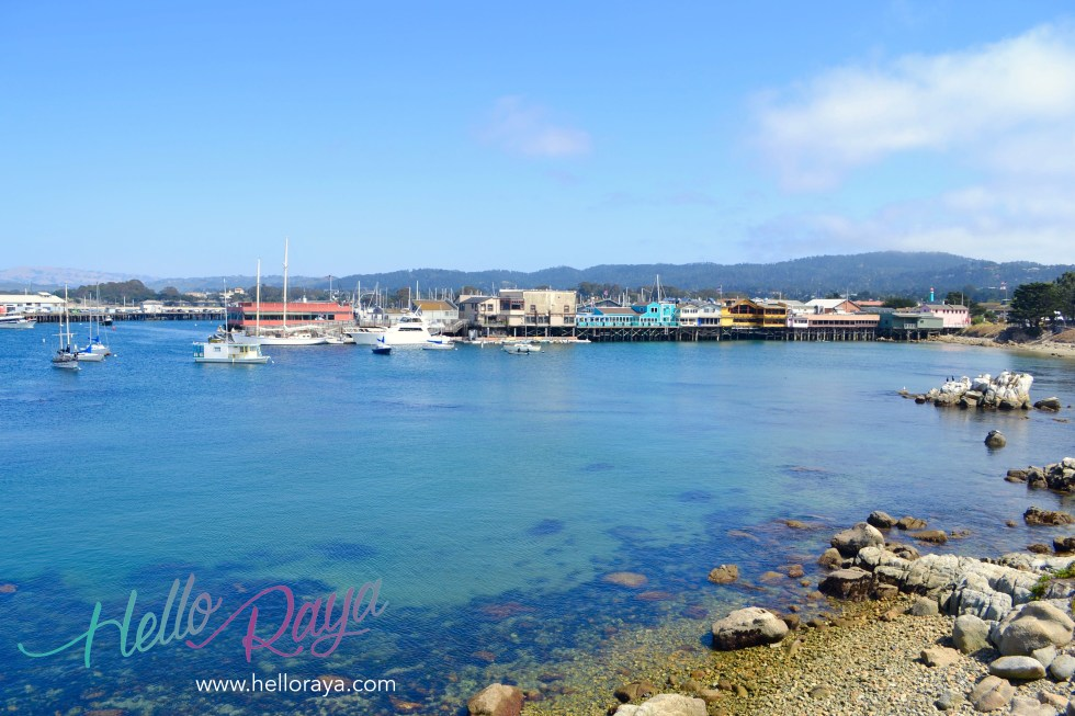 Monterey | | Pacific Coast Highway Road Trip | Hello Raya Blog