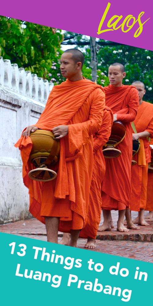 13 Things to do in Luang Prabang (Laos) | Hello Raya Blog
