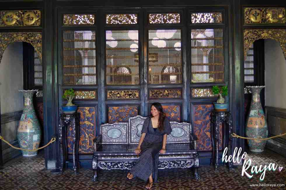 Cheong Tze Fatt Mansion | 12 Things to do in Georgetown Penang | Hello Raya Blog