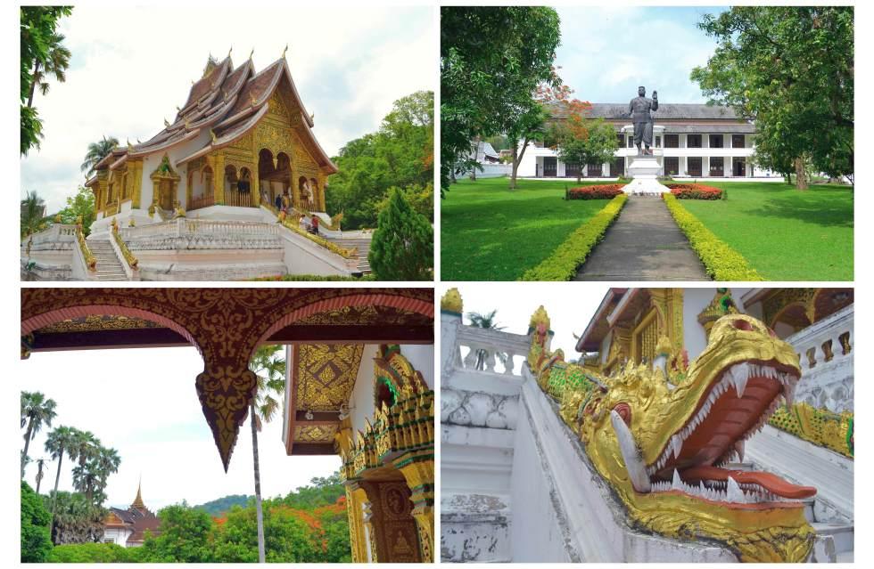 The National Museum (Royal Palace) | 13 Things to do in Luang Prabang | Hello Raya Blog