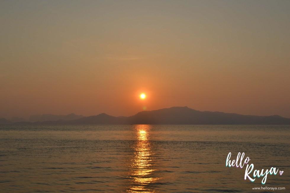 Sunset | 10 Reasons Why You Should Visit Phuket | Hello Raya Blog
