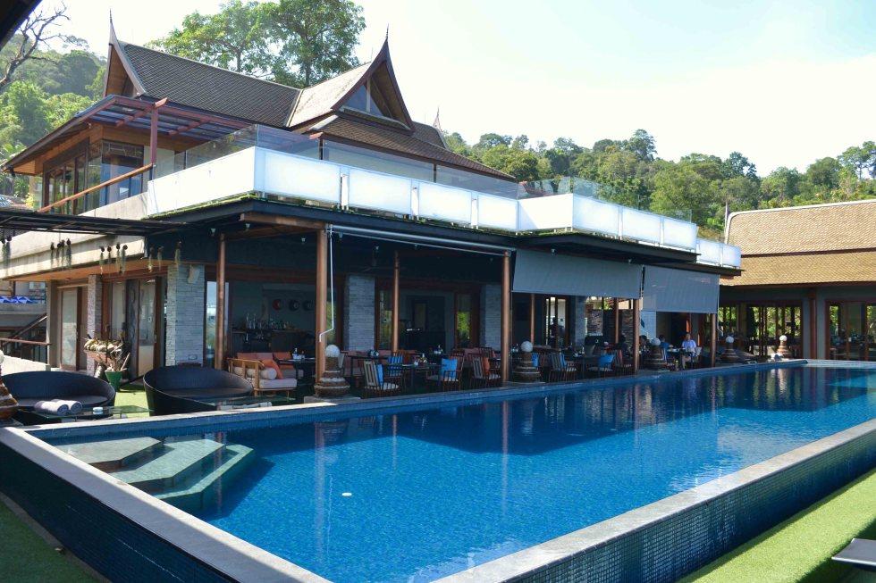 The Cradle Restaurant | Ayara Kamala Resort | Hello Raya Blog