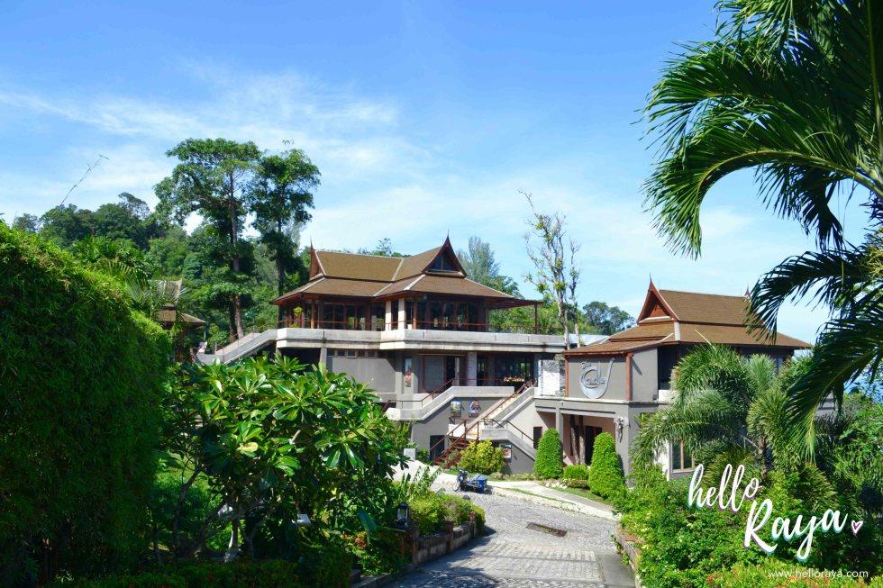 The Cliff-top Resort | Ayara Kamala Resort | Hello Raya Blog