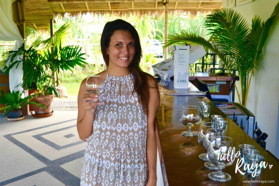 Rum Tasting | Chalong Bay Rum Distillery in Phuket Thailand | Hello Raya Blog