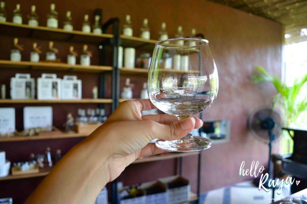Rum Tasting Chalong Bay Rum Distillery in Phuket Thailand | Hello Raya Blog