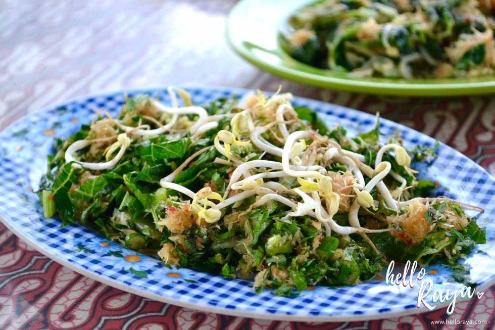 Trancam | Eating in Yogyakarta | Hello Raya Blog